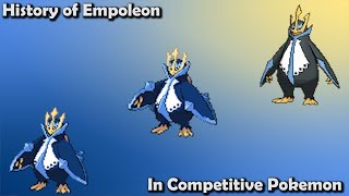 How GOOD was Empoleon ACTUALLY? - History of Empoleon in Competitive Pokemon (Gens 4-7)