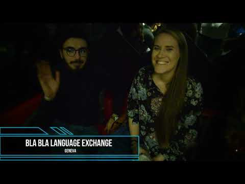 BlaBla Language Exchange - On the way 6 - Geneva, Switzerland