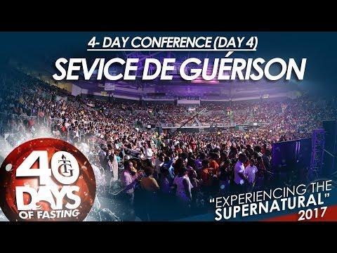 Pasteur Gregory Toussaint | 4-DAY Conférence 2017 (Day 4) I Sevice de Guérison