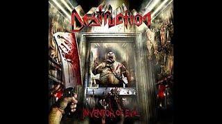 DESTRUCTION - Inventor of Evil (FULL ALBUM)