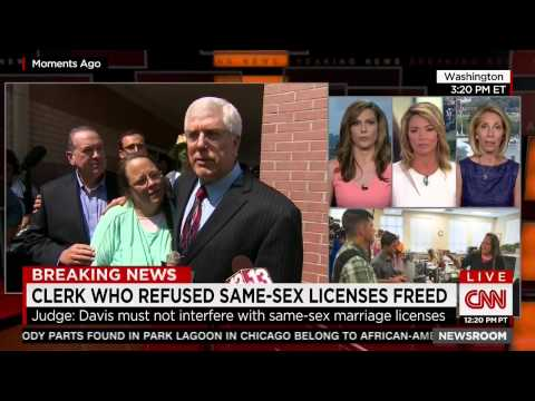 CNN: New Day: Kim Davis