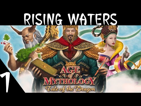 Age of Mythology: Tale of the Dragon Mission 1 Rising Waters