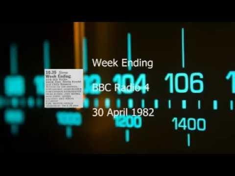 Week Ending 30 April 1982