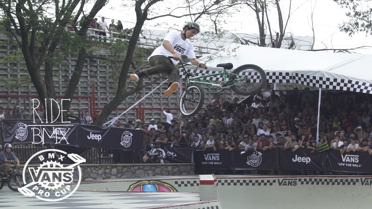 d4b80dff1cce4a VANS BMX PRO CUP 2018 GUADALAJARA FINALS HIGHLIGHTS AND BTS - YouTube