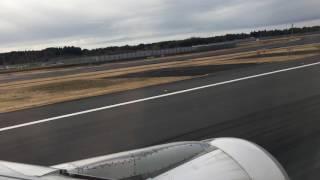 【ASMR】音フェチ アップするの忘れていた動画 成田からの飛行機離陸の瞬間! 飛行機好きさんぜひ見てください 作業BGM