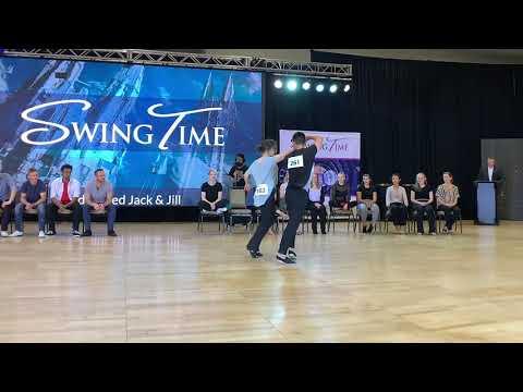 SwingTime 2019 Advanced Jack & Jill Tuan Nguyen & Kristen Wallace