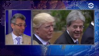 Ариэль Коэн: Трамп пока не находит с европейцами общего языка