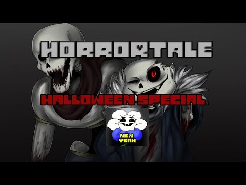 Horrortale Themes (Halloween Special) New Yeah