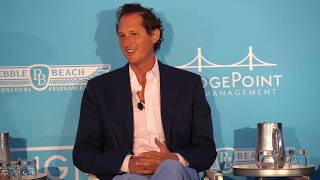 John elkann, miles collier and joe white talk about how to protect the family legacy preserve automotive enthusiasm amidst revolution in roll tha...