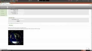 RemoteQTH Server on Raspberry PI - explore web interface (HD)