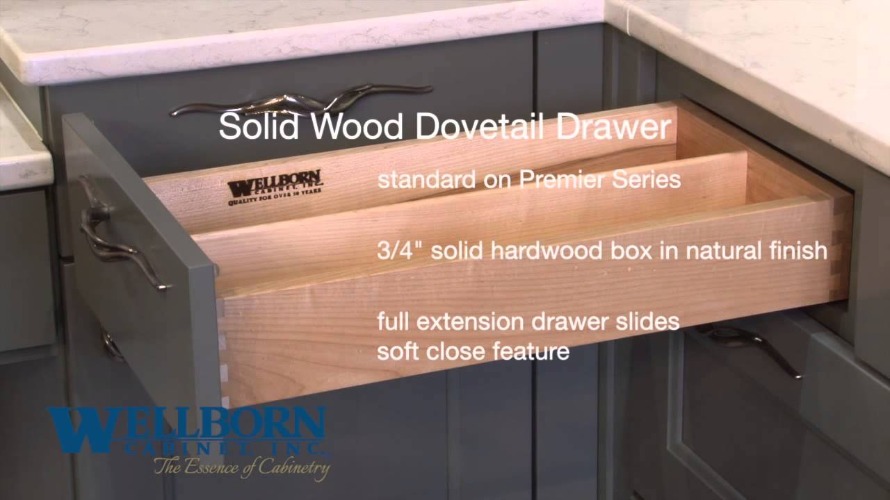 Cabinet Construction Video Series   Drawer Box