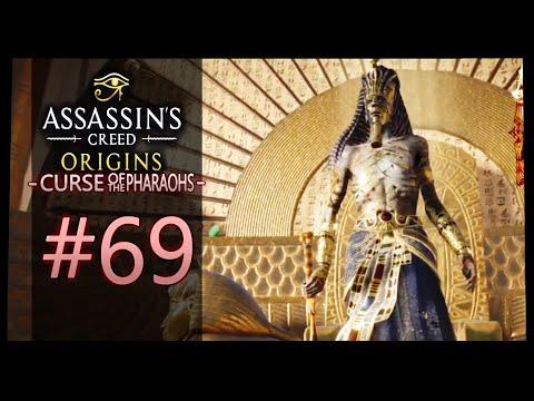 AC: Origins Der Fluch Der Pharaonen (DLC) 🤘 #69 🐱👤 Der Kampf Gegen Echnaton