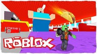 👉 ROBLOX - ¡ESCAPE DEL RESTAURANTE!