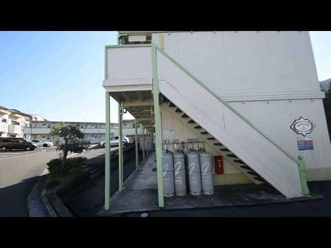 ネプチューンA 外観 東広島市高屋町宮領 賃貸アパート 1K