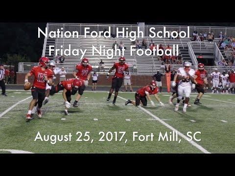Nation Ford High School Friday Night Football