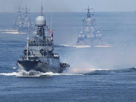Syria Crisis: Flotilla of Russian Baltic fleet enters Mediterranean Sea, joins 2 submarines, frigate
