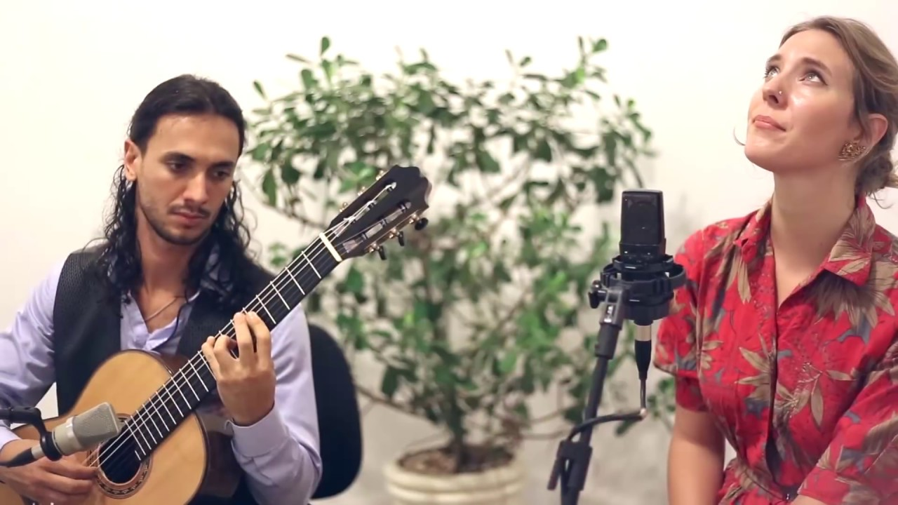 Image result for tanya Wells (British Singer) and Paulo Vinicius (Guitarist) suwanee