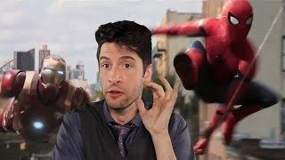 Spider-Man: Homecoming - Trailer 1 Review by : Jeremy Jahns