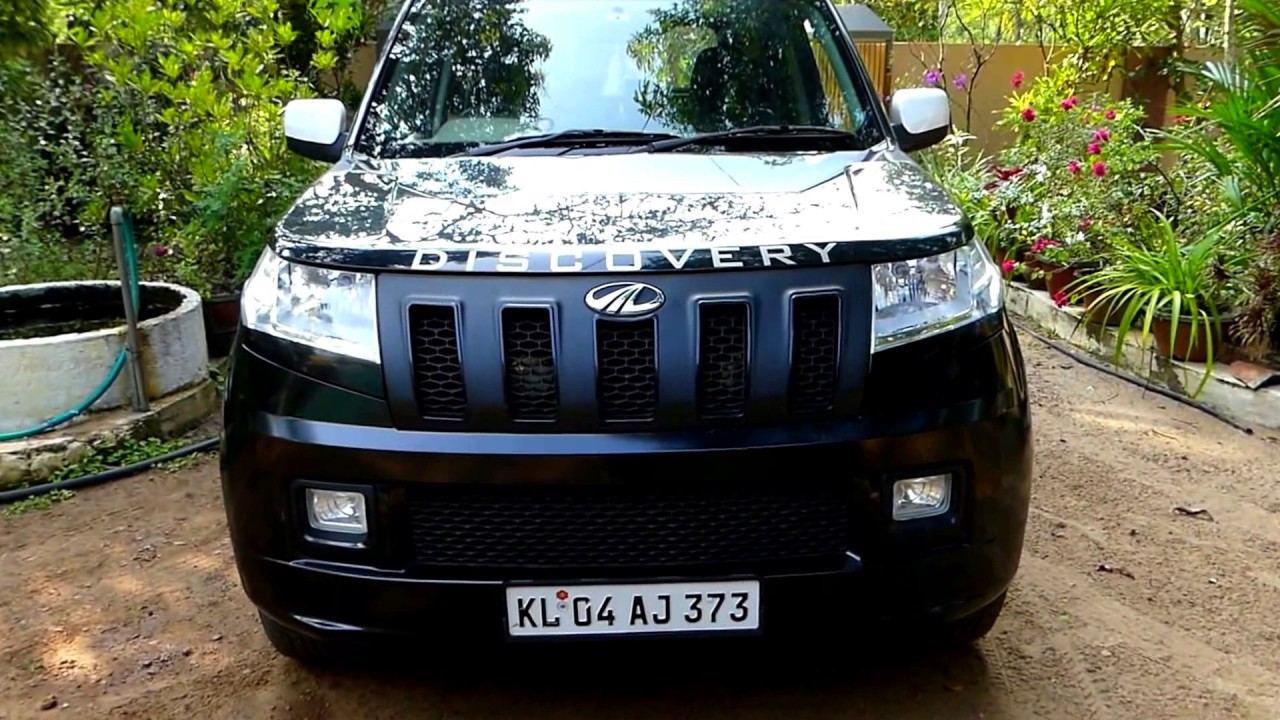 Mahindra Tuv 300 Modified Interior And Exterior Youtube