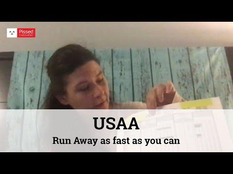 USAA Reviews - Homeowners Claim Complaint