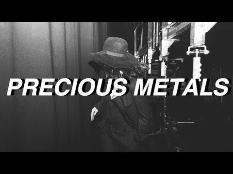 Lorde - Precious Metals (Remastered Audio w/ Lyrics)