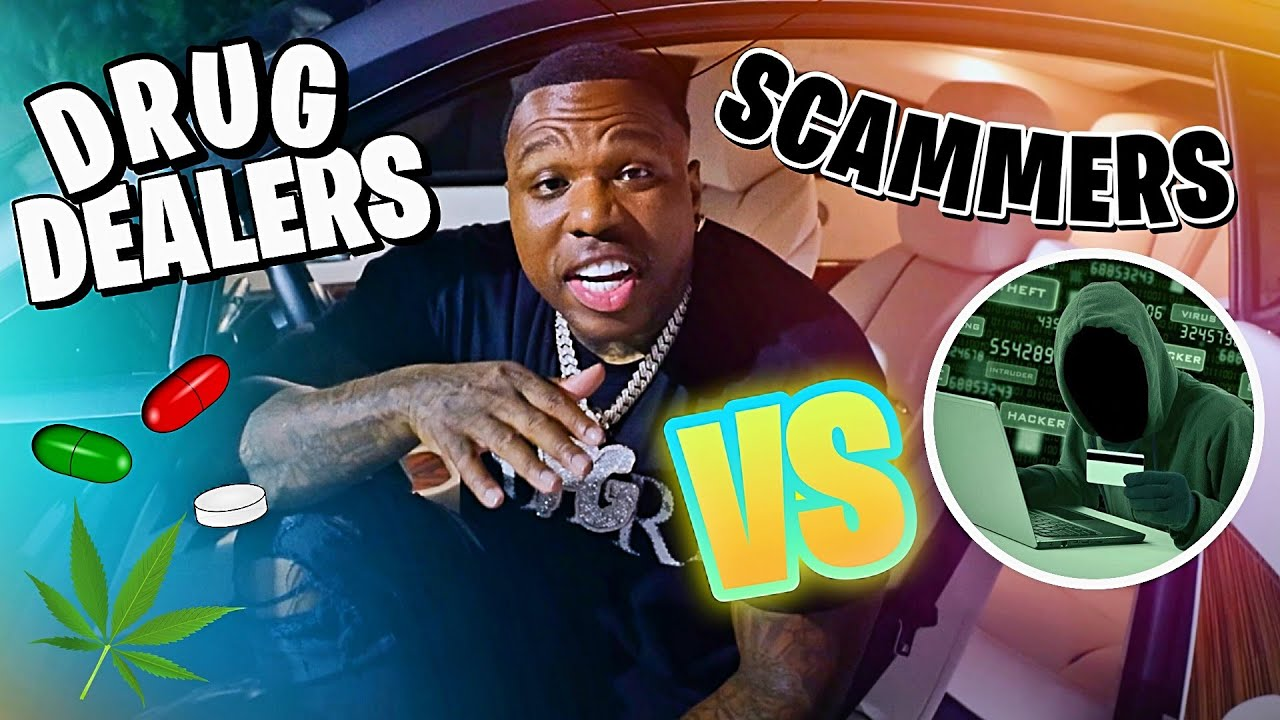 DRUG DEALS VS SCAMMERS?! Who Makes More Money?