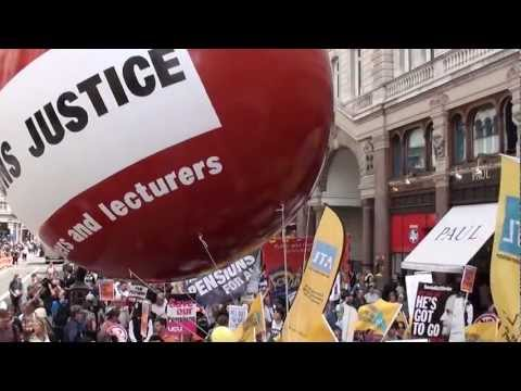 Trade Unionist and Socialist Coalition London Assembly Election Broadcast 2012