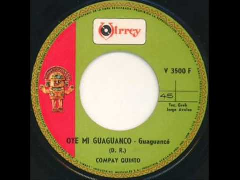 Oye mi guaguanco - Compay Quinto from YouTube · Duration:  2 minutes 37 seconds