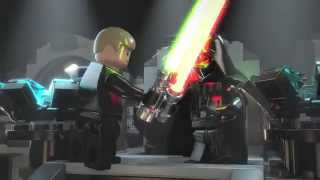 LEGO Star Wars - Death Star Final Duel 75093 Set Animation