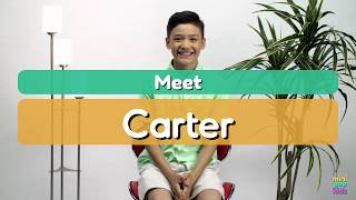 carter Mini Pop Kid