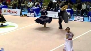 Marinera Norteña   Leonel y Lidice   Campeon de campeones Miraflores