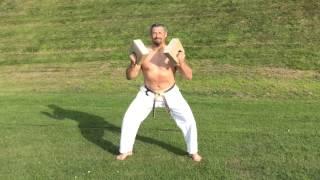 Goju Ryu Karate - Hojo Undo (Equipment Training)