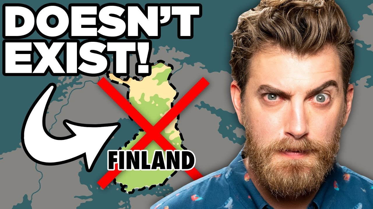 Finland Doesn't Exist (Conspiracy Theory)
