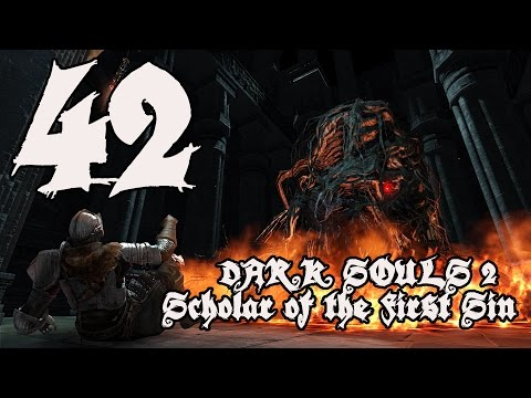 Dark Souls 2 Scholar of the First Sin - Walkthrough Part 42: Dragon Shrine