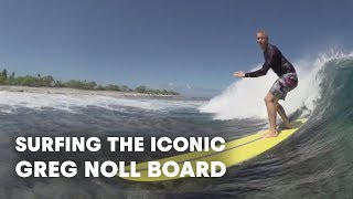Surfing the Iconic Greg Noll Board | Red Bull Decades Ep. 1