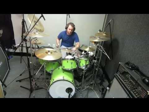 Daniel Blume - ARK - Heal The Waters - Drum Cover