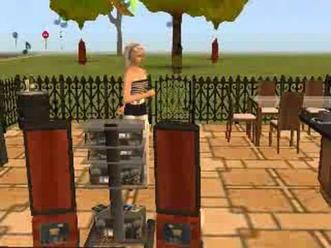 Tancuj s namy The sims 2