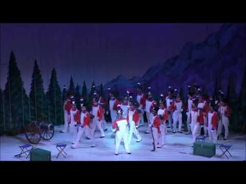 """Pittsburgh Opera's DAUGHTER OF THE REGIMENT: Lawrence Brownlee in """"Ah, mes amis"""""""