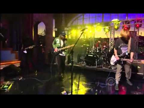 DIIV - Doused (Live On Letterman)