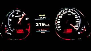 Audi Rs6 Mtm 730 Л.С. 0-333 Км/Ч Ускорение