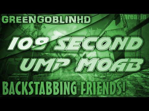 109 Second Ump MOAB :: Backstabbing...