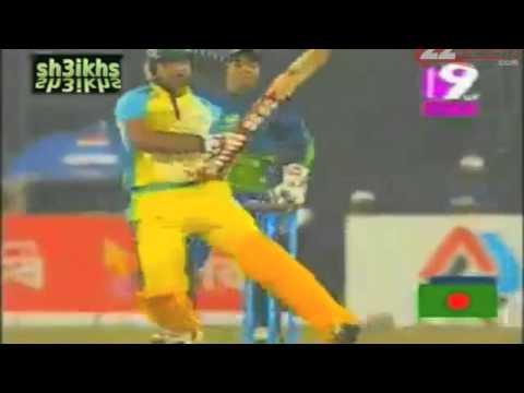 :Duronto Rajshahi v Sylhet Royals  Match 6Highlights BPL 2013: (20.01.2013)