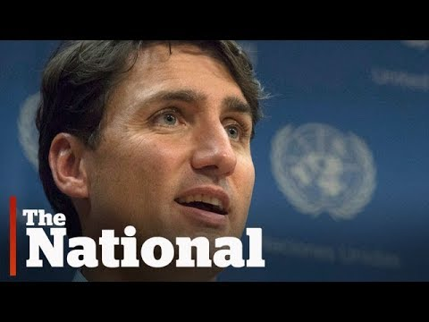 Trudeau UN speech shines global spotlight on Canada's Indigenous issues