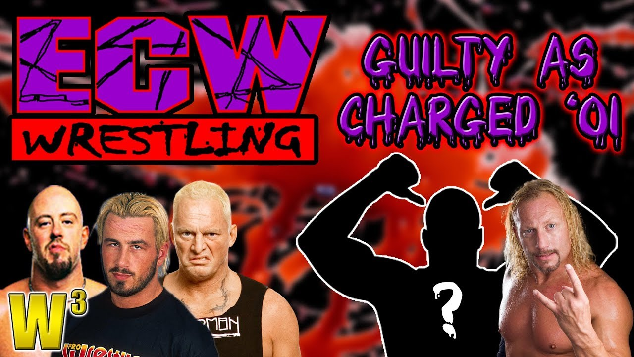 ECW Guilty As Charged 2001 Review | ECW's Last PPV! YouTube