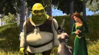 SHREK и Дискотека Авария - Заколебал Ты