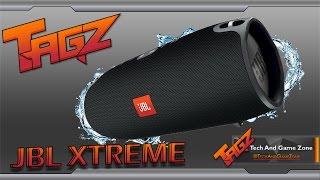 Enceinte JBL Xtreme | Présentation Review | FR | 4K