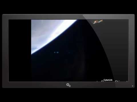 NIBIRU photographed from the International Space Station August 2016
