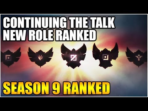 CONTINUING THE TALK ABOUT THE NEW ROLE RANKED SYSTEM | League of Legends thumbnail