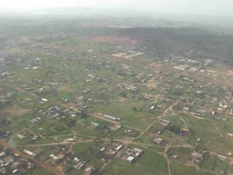 Smooth landing at Bamako Senou 1