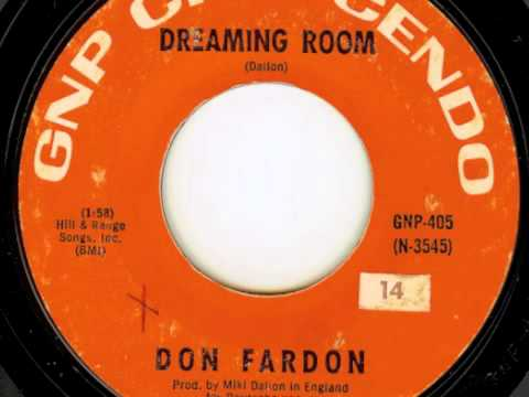 Don Fardon Dreaming Room